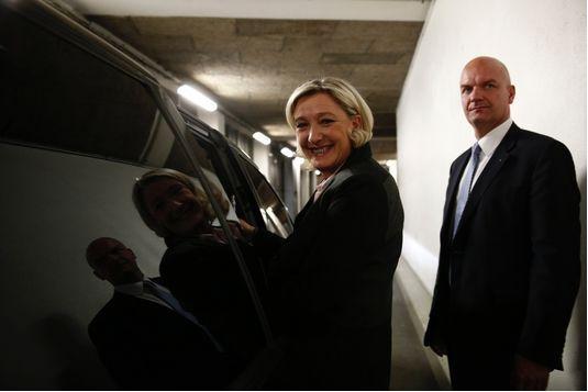 """Illustration extraite de """"Avec au moins dix villes, Marine Le Pen a réussi son pari"""", 30.03.2014, Abel Mestre"""