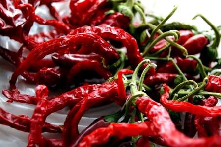 Chili Peppers for Natural Pain Relief?