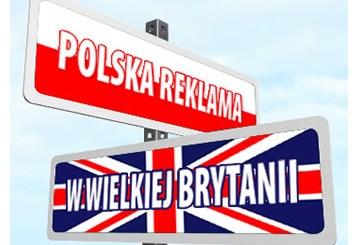 Polska reklama w UK