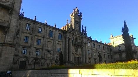 Mosteiro San Martino Pinário