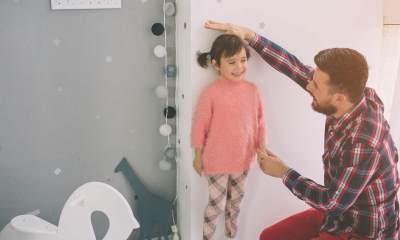 Clínica Médica Goiânia - Você sabe que altura seu filho pode atingir?