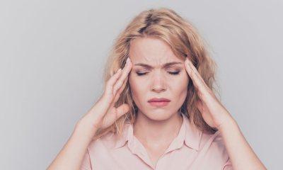Clínica Goiânia - Você sabia que existem vários tipos de dor de cabeça?