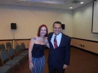 Dra. Ana Claudia com André