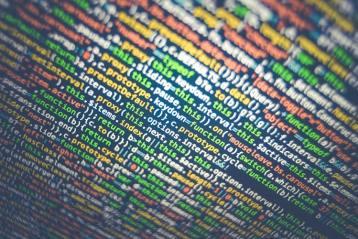 Code source informatique
