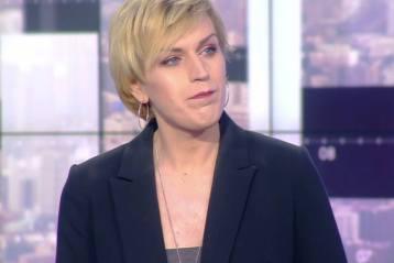 Julia, le transgenre agressé dimanche, sur un plateau télé