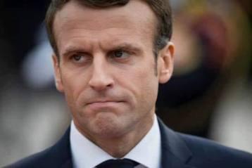Portrait d'Emmnanuel Macron