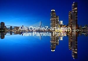 Alle Opiniez-artikelen van Pamela Pinas
