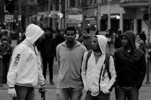 Afrikaanse asielzoekers in Duitsland