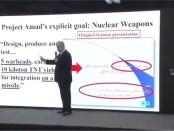 Premier Netanyahu onthult Iraans kernwapenprogramma