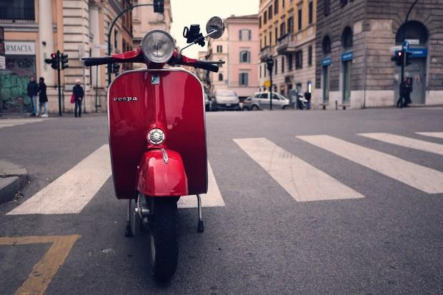 Stadsbeeld Rome