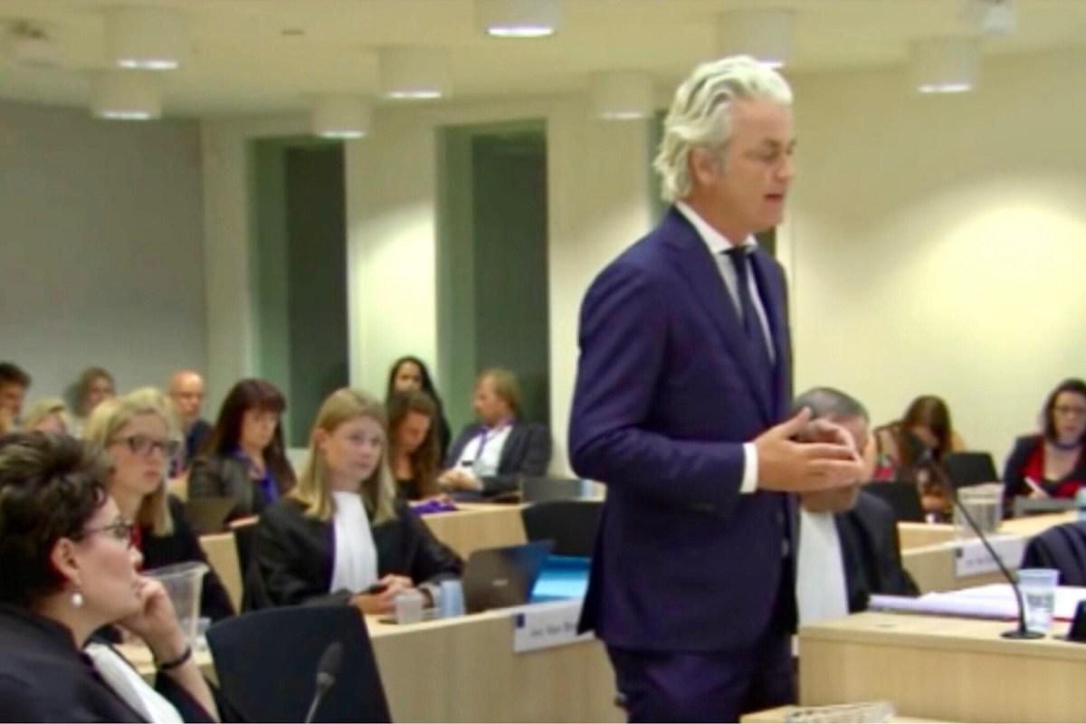 De uitspraak op het wrakingsverzoek in de zaak-Wilders in gewoon Nederlands