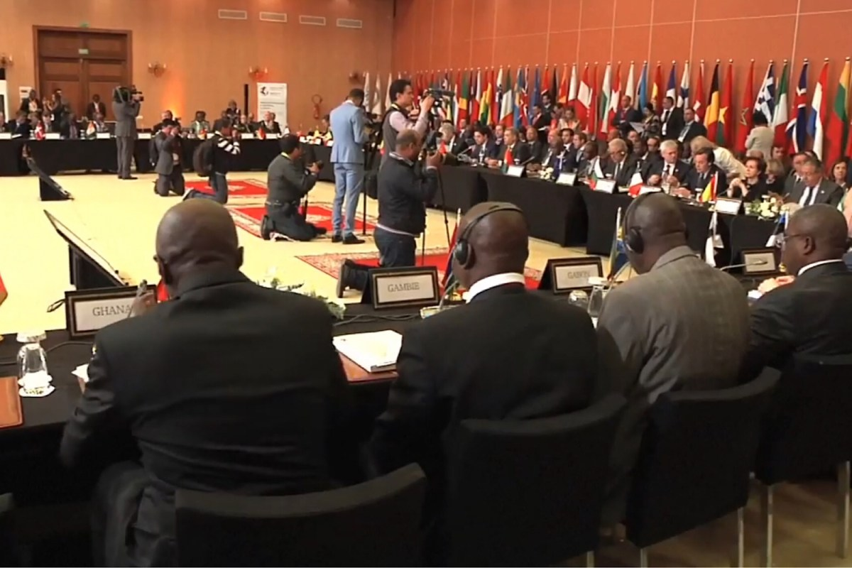 Nederland promoot immigratie uit Afrika