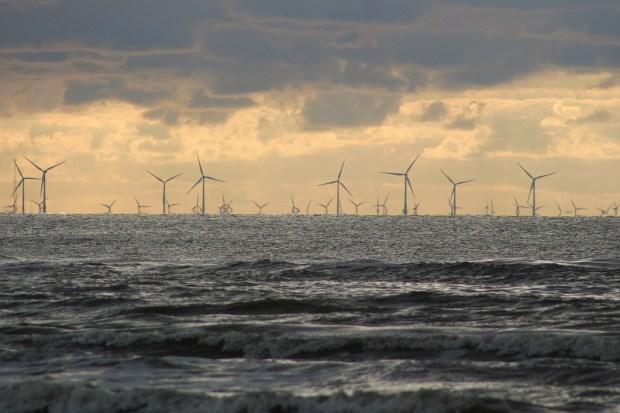 Windmolenpark Noordzee