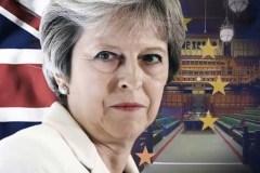 premier Theresa May van het Verenigd Koninkrijk.