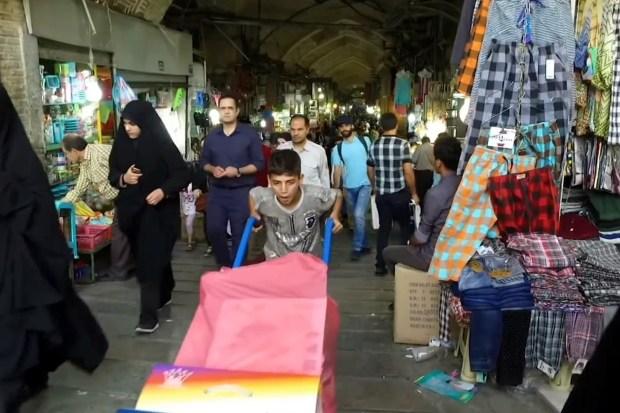Markt, Teheran