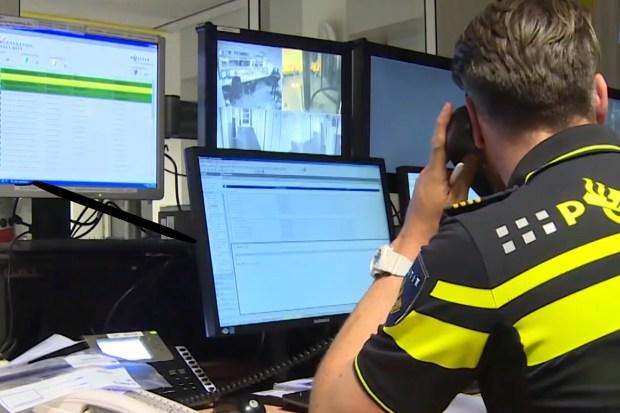 Meldkamer Politie Rotterdam