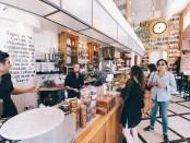 Café in Tel Aviv