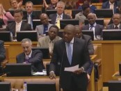 Debat in Zuid-Afrikaans parlement over de landhervormingsvoorstellen