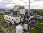 Voormalige kolencentrale Nijmegen