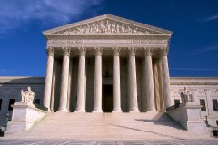US Supreme Court te Washington DC