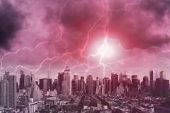 Onweer boven New York (CC0)