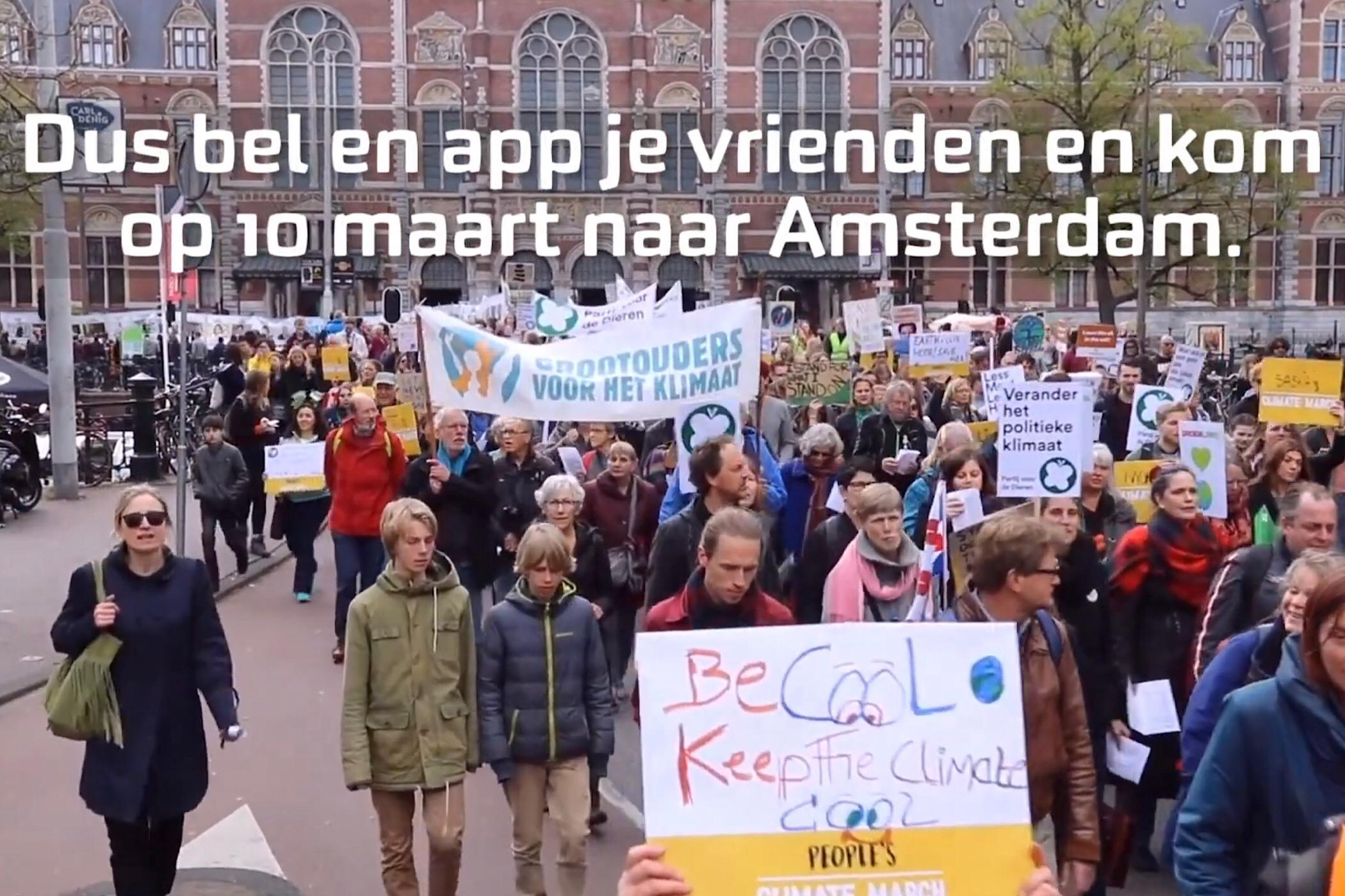Samen meelopen met de Eerlijke Klimaatmars YorienvdH opiniez