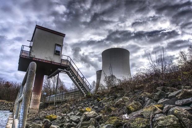 Koeltorens kerncentrale Duitsland