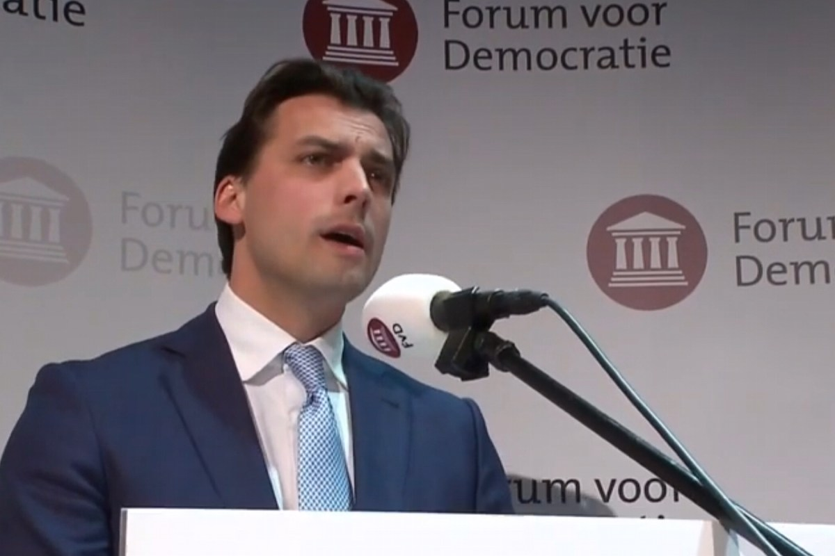 Baudet bevraagt het falen van liberalisme en secularisering