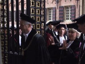 Hoogleraren Radboud Universiteit te Nijmegen