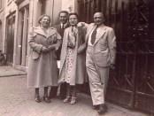 Ouders en grootouders van Freek van Beetz