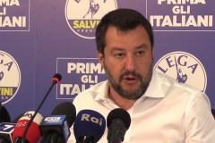 """Titelfoto artikel Johannes Vervloed op OpinieZ.com """"Brengt Salvini's """"nieuwe lire"""" de euro ten val?"""""""