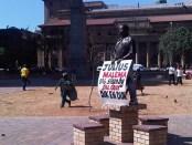"""Titelfoto bij artikel Robert Bor op OpinieZ.com """"Hoe de moordgolf op Zuid-Afrikaanse Boeren wordt gebagatelliseerd"""""""