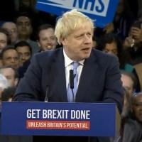 De geslaagde gok van Boris Johnson