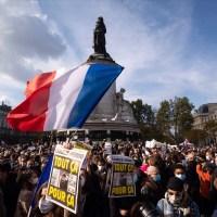 Terreuraanslagen Frankrijk: wat was de 'blasfemie'?