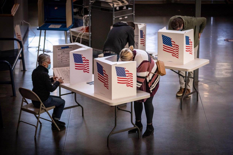 Stemmen en stemmen tellen in de VS. Hoe complex wil je het hebben…
