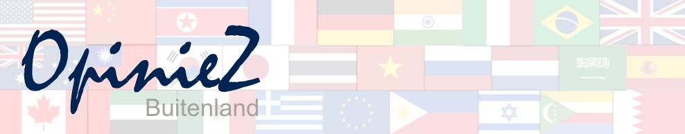 OpinieZ Buitenland banner def
