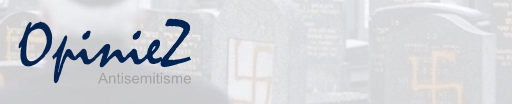 OpinieZ Banner Antisemitisme 2