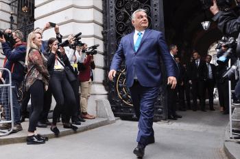 Orban, anti-homowet, Hongarije, woke, genderideologie