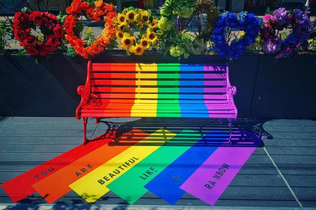 Rainbow, pride, gender, woke