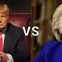 Clinton vs. Trump: gevecht tussen elite en volk
