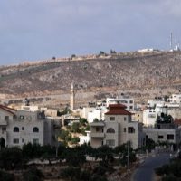 Israel kan haar eigen land niet bezetten