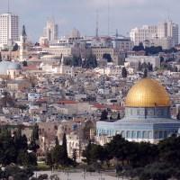 Trump komt een anti-Iran coalitie smeden in Jeruzalem