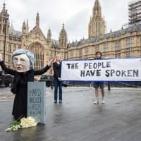 Engeland loopt vast in zelfveroorzaakte ellende