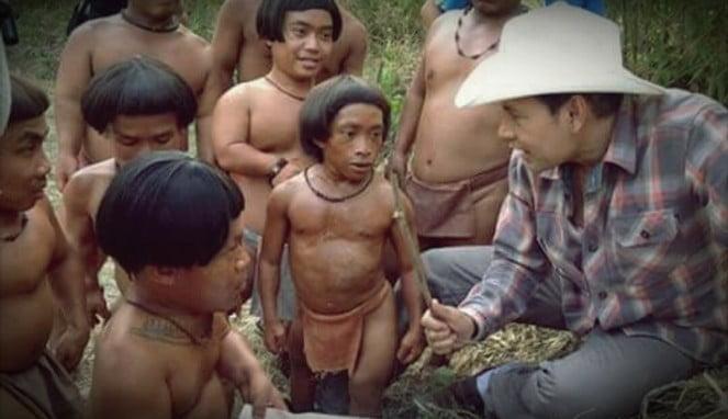 3 Suku Manusia Kerdil Indonesia