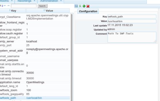 Cara Install OpenMeetings di Ubuntu
