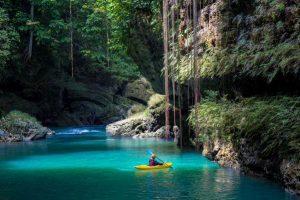 Green Canyon Indonesia (Pangandaran JaBar)