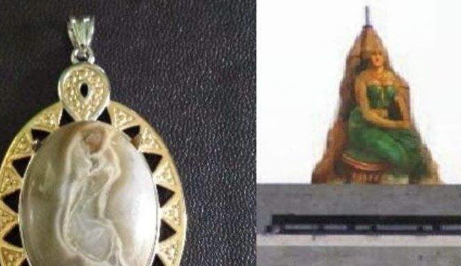 Misteri Sosok Nyi Roro Kidul di Puncak Monas