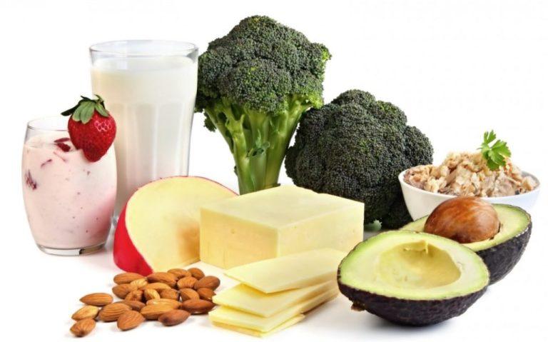 Jenis Makanan yang Mengandung Kalsium
