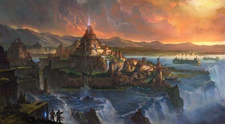 Bukti Indonesia Benua Atlantis