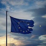 Flaga Unii Europejskiej Flickr.com